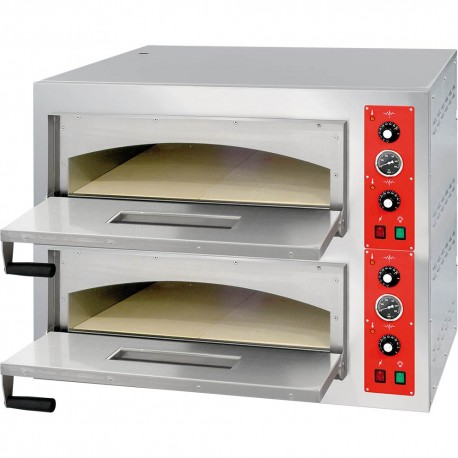 Piec do pizzy 2x6 fi 320 mm